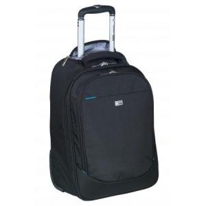 """Pierre by ELBA 400047235 - Sac à dos trolley Original pour ordinateur portable 17"""", en polyester noir"""