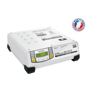 GYS Chargeur de batterie Inverter 6-12-24V 1500W FLASH 50-24 HF