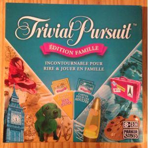 Hasbro Trivial Pursuit : édition Famille