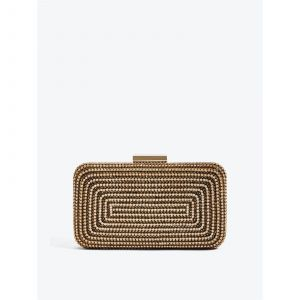 Guess Marciano Los Angeles Sac pochette avec applications - noir