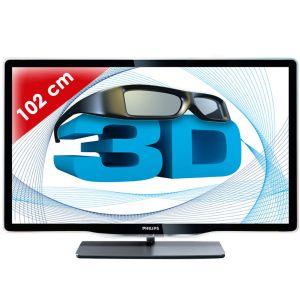 Philips 40PFL8606 - Téléviseur LED 3D 102 cm