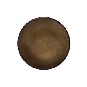 Medard de noblat Service vaisselle Feeling Bronze, Médart de Noblat - Taille - Assiette plate