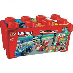Lego 10673 - Juniors : Le rallye automobile