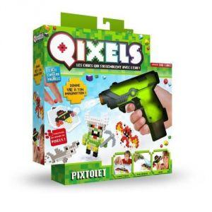 Kanaï Kids Kit création Qixels : Fuse Blaster Pixtolet