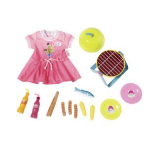 Zapf Creation BABY born Play&Fun Grill fun set