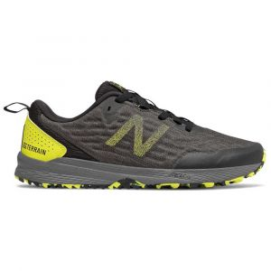New Balance Trail running New-balance Nitrel V3 - Black / Yellow - Taille EU 42 1/2