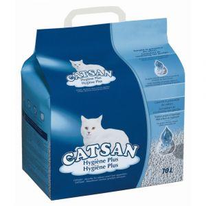 Catsan Hygiène Plus 10 L - Litière pour chat