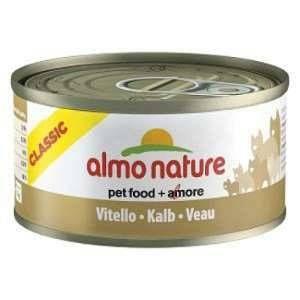 Almo Nature Pâtée pour chat boites 6x70g - Filet de poulet - 6 boites de 70 g