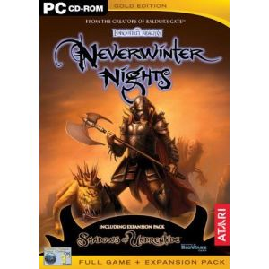 Double Pack : Neverwinter Nights + Shadows Of Undrentide [PC]