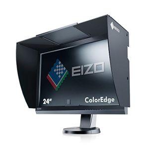 """Eizo ColorEdge CG247W - Ecran LED 24"""" art graphique avec système de calibration intégré"""