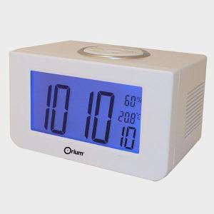 Orium HISREV05 - Radio réveil parlant avec température
