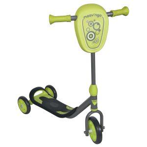 Moov'ngo Trottinette 3 roues verte