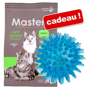 Mastery Croquettes pour chat Adult Light Sterilised - Contenance : 3 kg