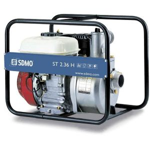 SDMO Motopompe essence ST 2.36H débit 36m3/h moteur essence honda