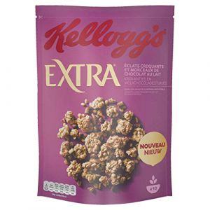 Kellogg's Extra choc lait 450g