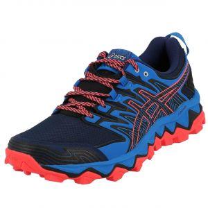 Asics Chaussures Running Trail Fujitrabuco7gel Bluetrail Bleu 19525