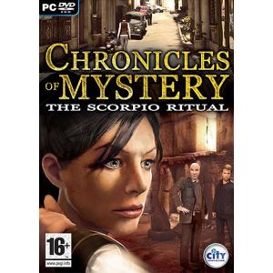 Chronicles of Mystery : Le Rituel du Scorpion [PC]