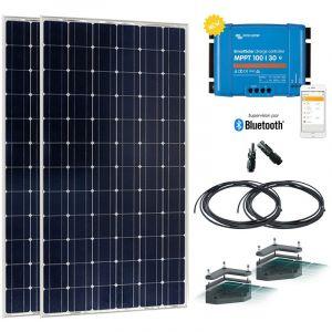 Victron energy Kit solaire camping-car 380w-12 ou 24v avec fixation ENERGY