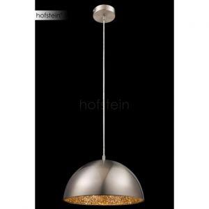 Globo Éclairage plafonnier lustre suspension luminaire argent salle Á manger lumière