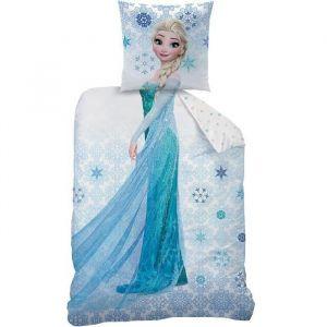 Parure housse de couette La Reine des Neiges Ice (140 x 200 cm)