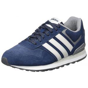 Adidas 10k Homme, Bleu (Maruni/Griuno/Gritre 000), 46 EU