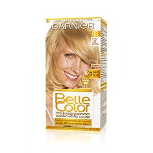 Garnier Belle Color - Coloration permanente Blond - 83 Blond clair doré naturel