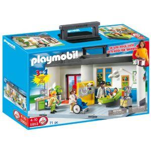Playmobil 5953 - Hôpital transportable
