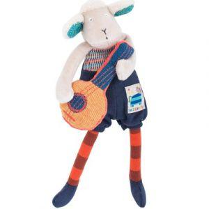 Moulin roty Mini mouton hochet Les Zig et Zag