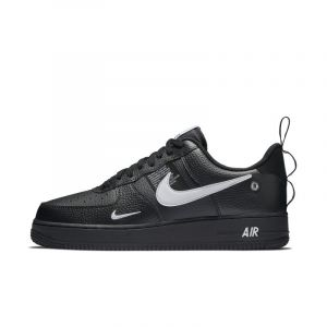 Nike Chaussure Air Force 1'07 LV8 Utility Homme - Noir - Taille 42.5
