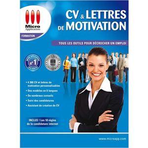 CV & Lettres de motivation (2012) [Windows, Mac OS]