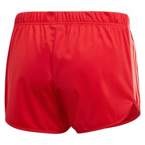 Adidas Short 3 bandes Originals Rouge - Taille 34