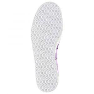 Adidas Gazelle W, Chaussures de Fitness Femme, Violet Lilcla/Ftwbla 0, 41 1/3 EU
