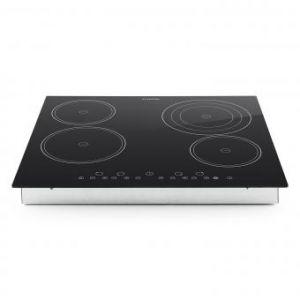 Klarstein Virtuosa - Plaque de cuisson en céramique 4 zones