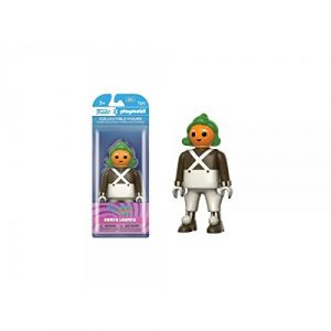 Funko Figurine Funko x Playmobil : Charlie et la chocolaterie Oompa Loompa