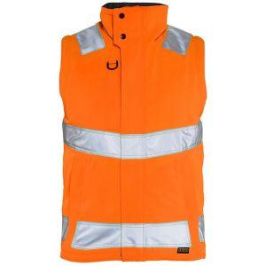 Blaklader Gilet HV hydrofuge Orange 3870 - Orange - XXXL