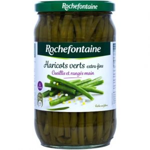 Rochefontaine Haricots verts extra-fins
