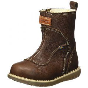 Kavat Boots enfant NORBERG Marron - Taille 24