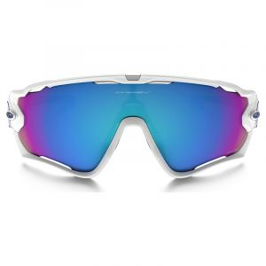 Oakley Jawbreaker Blanc Polis Prizm Snow Sapphire Iridium