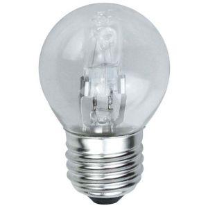 Kanlux Ampoule halogene sphérique 37W (28W) petite culot à vis e27 de