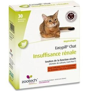 Zootech Easypill Chat - Insuffisance rénale