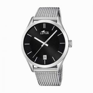 Lotus L18108 - Montre pour homme avec bracelet en acier