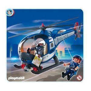 Playmobil 4267 - Hélicoptère de police