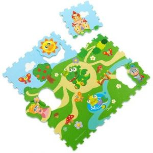 Chicco Tapis puzzle Château