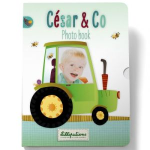Lilliputiens Livre photos César & Co Smart Wonders