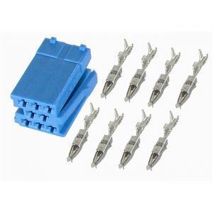 Phonocar Connecteur MINI-ISO bleu