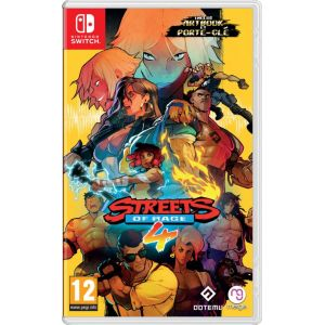 Streets of Rage 4 [Switch]