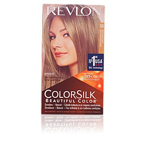 Revlon Colorsilk 60 blond cendré foncé - Coloration permanente sans amoniaque