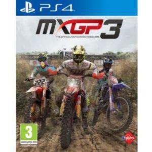 MX GP 3 sur PS4