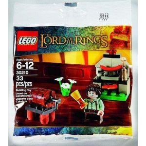 Lego 30210 - Le seigneur des anneaux : Lord of the Ring Frodo