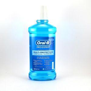 Oral-B Pro-Expert Multi-Protection - Bain de bouche (500 ml)
